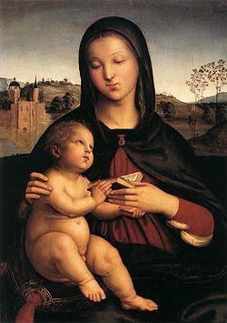 A képhez tartozó alt jellemző üres; Raphael_Madonna_Pasadena.kult_.jpg a fájlnév